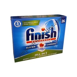 Detergent masina de vase Finish Powerball All in 1 Deep Clean 26 buc.