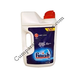 Detergent masina de vase pudra Finish Classic Power Powder 2,5 kg.