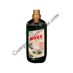 Detergent multisuprafete cu sapun verde Rivex 1l.