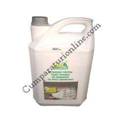 Detergent pentru toate tipurile de suprafete Jasol lamaie floare de cimbru 5 l.