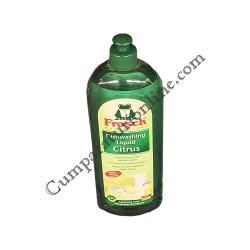 Detergent de vase ecologic Frosch Citrus 750 ml.
