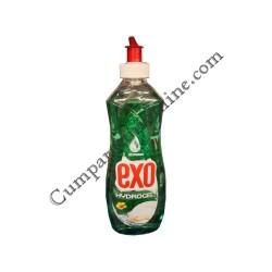 Detergent lichid de vase Exo 450 ml. Green
