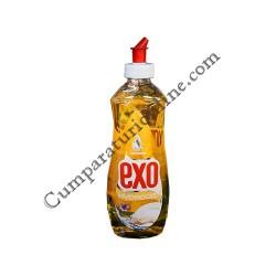 Detergent lichid de vase Exo 450 ml. Yellow