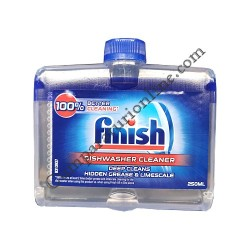 Solutie de curatare masina de vase Finish 250 ml.