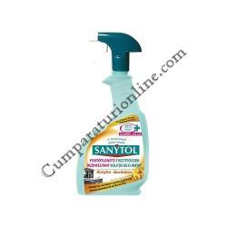 Dezinfectant bucatarie pulverizator Sanytol 500ml.