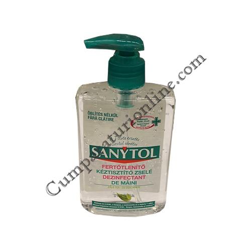 Gel dezinfectant pentru maini Sanytol 250 ml.