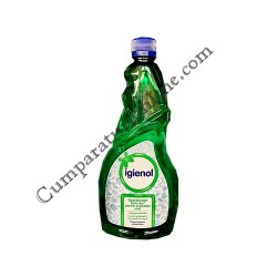 Rezerva dezinfectant universal Igienol 750 ml. Mar verde