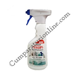 Spray universal curatare si indepartare mucegai Ceresit All In One 500 ml.