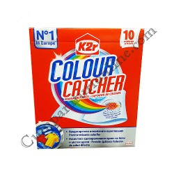 Aditiv pentru spalare K2r Colour Catcher 10 Spalari