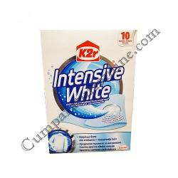 Aditiv pentru spalare K2r Intensive White 10 spalari