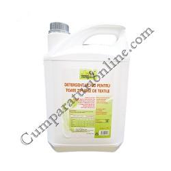 Detergent automat lichid pentru toate tipurile de textile Jasol 5l.
