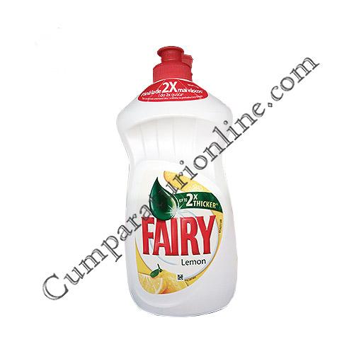 Detergent lichid vase Fairy 400 ml. lamaie