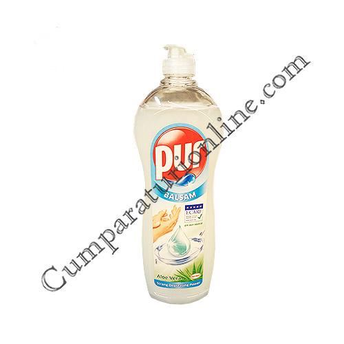 Detergent lichid vase Pur 900 ml. Balsam Aloe Vera