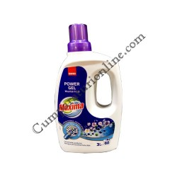 Detergent automat lichid Sano Power Gel 3l. Mountain Fresh