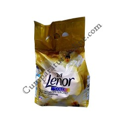 Detergent automat pudra 2in1 Lenor Color 2 kg. Gold Orchid