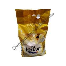 Detergent automat pudra 2in1 Lenor Color 4 kg. Gold Orchid