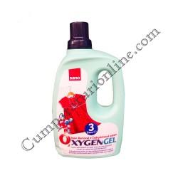 Solutie gel pentru pete Sano Oxygen 3l.
