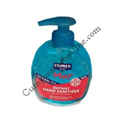 Gel antibacterian Med Family Care 300 ml.