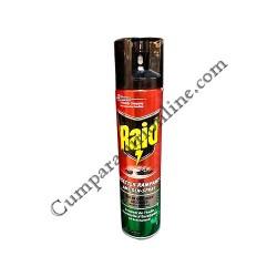 Spray Raid gandaci si furnici 400 ml. eucalipt