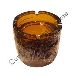 Scrumiera amber Modelia 10 cm.