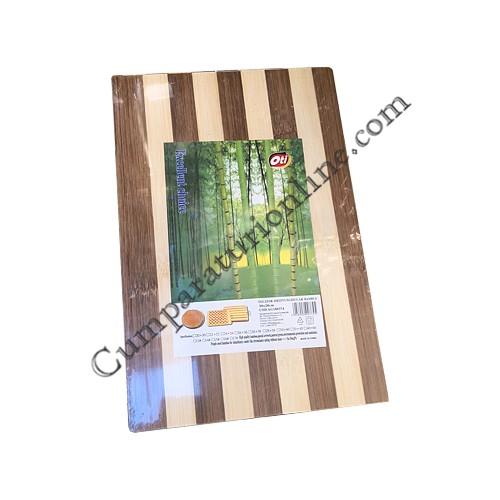 Tocator bambus Oti 20x30 cm.
