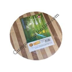 Tocator bambus rotund Oti 24 cm.