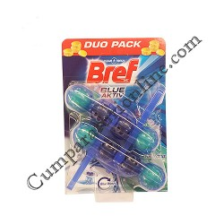 Odorizant WC Bref Blue Aktiv Eucalipt 2x50 gr.