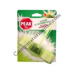 Aparat WC Peak Putere de actiune Green Forest 45 gr.