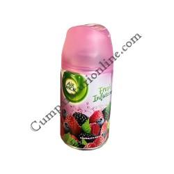 Rezerva odorizant Airwick Freshmatic Fresh Infusions Berry Blast 250 ml.