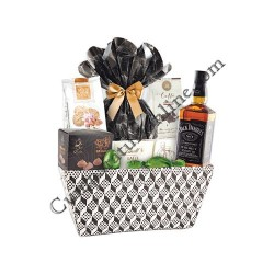 Cos cadou JACK`S GIFT 7 piese