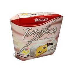 Balocco Torte in Festa Voglia di Panna e Ciocolatto 400 gr.