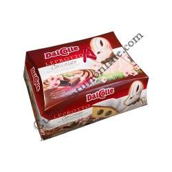 Panetone crema ciocolata Dalcolle Leprotto 750 gr.