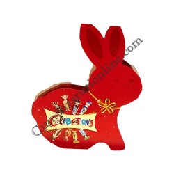 Minibatoane cutie iepuras Celebrations 215 gr.